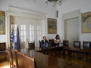Πάτρα: Τι ειπώθηκε στην πρώτη συνάντηση που έγινε μεταξύ Πελετίδη - Φαρμάκη (video)
