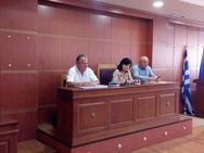Συνεδρίασε το Συντονιστικό Όργανο Πολιτικής Προστασίας της Π.Ε. Αιτωλοακαρνανίας
