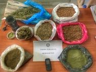 Δυτική Ελλάδα: Κατασχέθηκαν περισσότερα από δυο κιλά κάνναβης και λαθραίος καπνός