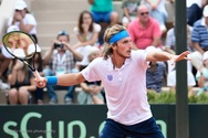 Davis Cup: Σπουδαία πρεμιέρα με 3-0 για την Ελλάδα στο TATOI Club (φωτο)