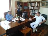 Δήμος Αιγιάλειας: Συνεργασίες για υγεία και παραλιακό μέτωπο