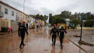 Ισπανία: Στους τρεις οι νεκροί από τη σφοδρή κακοκαιρία