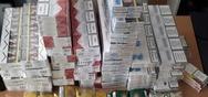 Πάτρα: Κατασχέθηκαν 10.000 περίπου πακέτα με λαθραία τσιγάρα