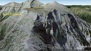 Ανήλικος ορειβάτης έπεσε και τραυματίστηκε στον Όλυμπο