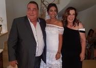 Ο Βασίλης Καρράς πάντρεψε την κόρη του (pics+video)