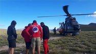 Όλυμπος: Με κρανιοεγκεφαλικές κακώσεις ανασύρθηκε ο ανήλικος ορειβάτης