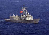 Ανοιχτά του Καστελόριζου το τουρκικό Bilim 2