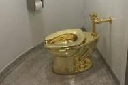 Κλοπή στο Ανάκτορο Μπλενχάιμ - Άρπαξαν λεκάνη τουαλέτας από ατόφιο χρυσάφι