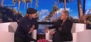 Brad Pitt σε Ellen DeGeneres: 'Τη βραδιά που γνωριστήκαμε, φλέρταρες την κοπέλα μου' (video)