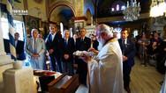 Αργολίδα: Μνημόσυνο για τους πεσόντες στη Μικρά Ασία και τους ευεργέτες της Νέας Κίου στον Ιερό ναό Θεομάνας (φωτο)