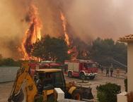 Κάηκε σπίτι στο Κερί Ζακύνθου