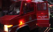 Υπό έλεγχο η φωτιά που ξέσπασε στο Λαμπίρι Αχαΐας