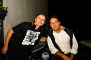 Double Party  Dj's N.Moschovakis & N.Panagiotaropoylos at Koe 14-09-19