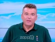 Γιώργος Λιάγκας σε ΑΝΤ1: 'Δεν έχω λέπρα' (video)