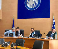 O Άγγελος Τσιγκρής έδωσε το παρών στη συνάντηση με τους τουριστικούς φορείς της Δυτικής Ελλάδας (pics)