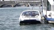Ιπτάμενα ταξί στον Σηκουάνα την άνοιξη του 2020