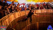 Ο… φλεγόμενος αναβάτης στο 15ο Motor Festival του ΟΑΚΑ! (video)