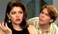 Η Σοράγια ποζάρει με τον Ναντίτο 24 χρόνια μετά!
