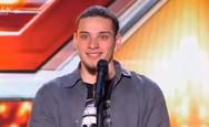 Η ερμηνεία παίκτη του X-Factor που ενθουσίασε τον Γιώργο Θεοφάνους (video)