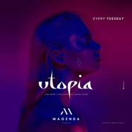Utopia Night at Magenda