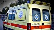 Πάτρα: Τροχαίο με δύο τραυματίες στην Φωκαίας