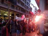 Πάτρα: Η ανάρτηση των αντιεξουσιαστών για τη πορεία για τον Παύλο Φύσσα