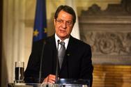 Αναστασιάδης: 'Δεν θα μπω σε διάλογο για το Κυπριακό όσο η Τουρκία συνεχίζει τις παράνομες ενέργειες'