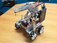 Το ρομπότ από την Πάτρα που ετοιμάζεται για τους τελικούς της Ολυμπιάδας Ρομποτικής!