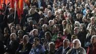 Στην Αθήνα ο Κώστας Πελετίδης για το 45ο Φεστιβάλ της ΚΝΕ
