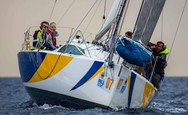 Ο Ιστιοπλοϊκός Όμιλος Πατρών εκπροσωπήθηκε με τη συμμετοχή του σκάφους Bidouric στο πρωτάθλημα ORC