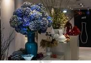 Παρουσιάστηκε επιτυχώς η έκθεση 'Venini Vases: The art of Murano glass, An inspiration for floral creation'! (φωτο)