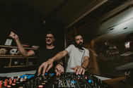 Andy Es & Mr.Panos at Pas Mal 22-09-19