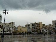 'Καλώς ήρθες φθινόπωρο' - Βροχερό σκηνικό στην Πάτρα