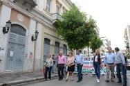 Πάτρα: Η Δημοτική Αρχή έδωσε το παρών στην πορεία των εργαζομένων (φωτο)