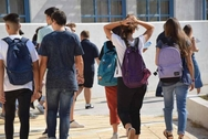 Δυτική Αχαΐα - Τροχαίο με ταξί που μετέφερε μαθητές στο σχολείο του Λάππα