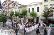 Πάτρα: Ικανοποίηση στο Εργατικό Κέντρο για τη συμμετοχή στην απεργιακή πορεία