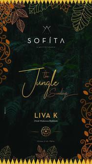 The Jungle Sundays at Sofita Bar