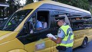 Αττική: Η νέα σχολική χρονιά ξεκίνησε με 135 παραβάσεις από τα σχολικά λεωφορεία