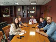 Πάτρα: Ο αντικαπνιστικός νόμος στη συνάντηση του Αντιπεριφερειάρχη Αχαΐας Χ. Μπονάνου με τον ΣΚΕΑΝΑ