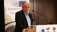 Καταθέσεις πάνω από 1 εκατ. ευρώ διαθέτει ο Δημήτρης Παπαδημούλης