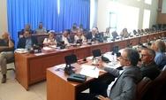 Νεκτάριος Φαρμάκης: «Εχθρός μας ο χρόνος…» - Σύσκεψη με τους Δημάρχους της Αχαΐας (video)