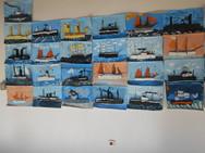 Η θάλασσα που ζει δίπλα στην Πάτρα, γίνεται τέχνη από τους μαθητές του Εικαστικού Εργαστηρίου!