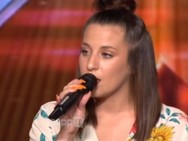 X Factor: Έβαλε τα κλάματα στο φινάλε του τραγουδιού (video)