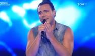 Ο Δημήτρης Χανιώτης των ONE πήγε στο «The Voice» (video)
