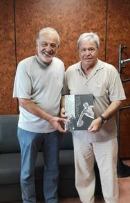 Ο Σύλλογος Καλών Τεχνών Πάτρας «Κωστής Παλαμάς» στην Ελληνική Ολυμπιακή Επιτροπή!