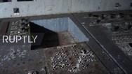 Σπάνιο βίντεο από το εσωτερικό του μοιραίου αντιδραστήρα του Τσερνόμπιλ