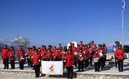 Στον εορτασμό της 198ης Επετείου της Άλωσης της Τριπολιτσάς, η Δημοτική Φιλαρμονική Δερβενίου