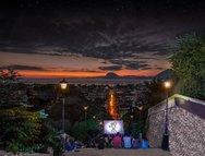 Ολοκληρώνονται οι φθινοπωρινές προβολές στα σκαλιά της Αγίου Νικολάου