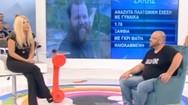 Η Αννίτα Πάνια έδιωξε καλεσμένο από την εκπομπή (video)