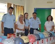 Η Γενική Περιφερειακή Αστυνομική Διεύθυνσης Δυτικής Ελλάδας συμμετέχει στην δράση «Ημέρα Κράνους»
